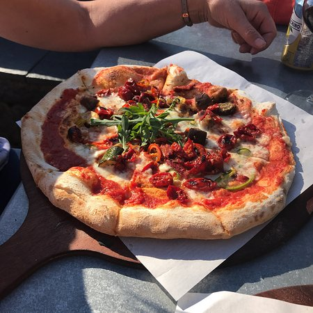Bilde fra Hangin' Pizzeria