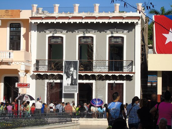 Birthplace of Carlos Manuel de Cespedes