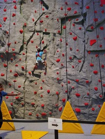 LaGrange, GA: Rock Climbing Wall