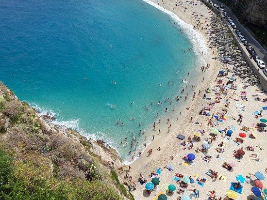 Tropea Beach照片