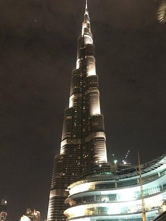 Burj Khalifa: Imponente