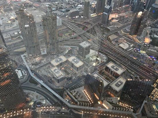Burj Khalifa: Vista espectacular