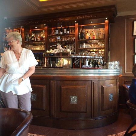 Cafe de France Bild