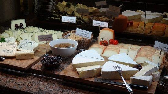 Hotel Rocamarina: Cheese