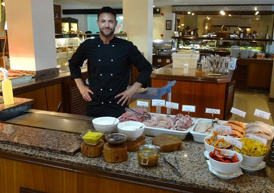 Hotel Rocamarina: The chef who cooks to order