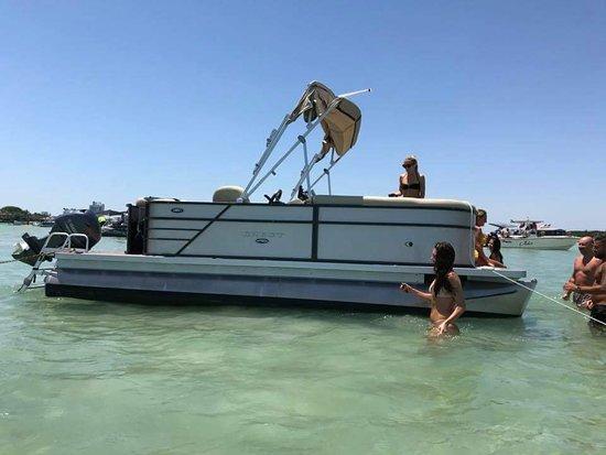North Miami Beach, Floride: Sunny Miami Boat Rentals