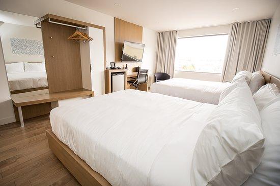 C Hôtels Le Navigateur: Comfort room