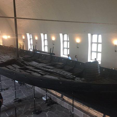 海盗船博物馆照片