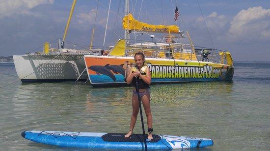Paradise Adventures Catamaran
