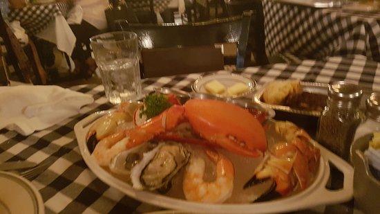 Joe's Stone Crab Restaurant and Take Away: Τέλειο