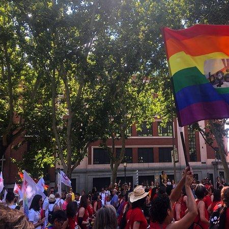 logo gay 2019 madrid