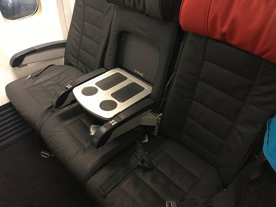 ซันคันทรีแอร์ไลน์ส: 1st Class seating!!!!!!!!!!!!!!