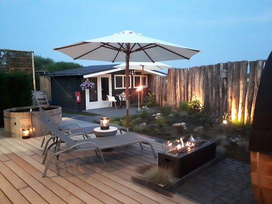 Kortgene, Holandia: 's avonds heerlijk Relaxen bij De Thoornkreek Wellness & Spa