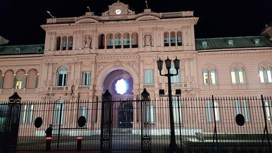 Casa Rosada照片