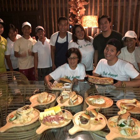 San Vicente, الفلبين: We make our guests feel like at home and let them experience the Filipino hospitality.