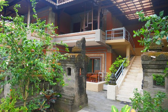 Melasti Kuta Bungalows and Spa: Hotel area