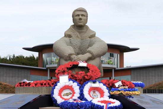 Battle of Britain Memorial照片