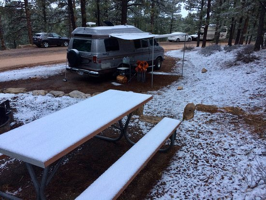 North Campground, Bryce Canyon National Park