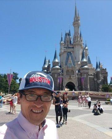 Cinderella Castle Picture Of Tokyo Disneyland Urayasu Tripadvisor