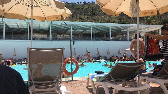 Hapimag Resort Cefalu: Piscina