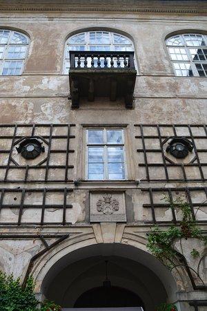 Zamek Nove Mesto Nad Metuji: Балкон