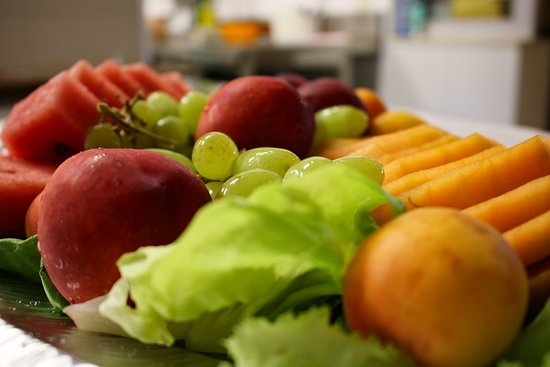 Berkeley Hotel & Spa: Berkeley Breakfasts - fresh fruits to get you the vitamins you need