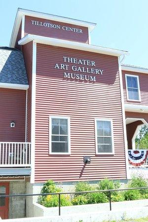 Tillotson Center: The Tilly