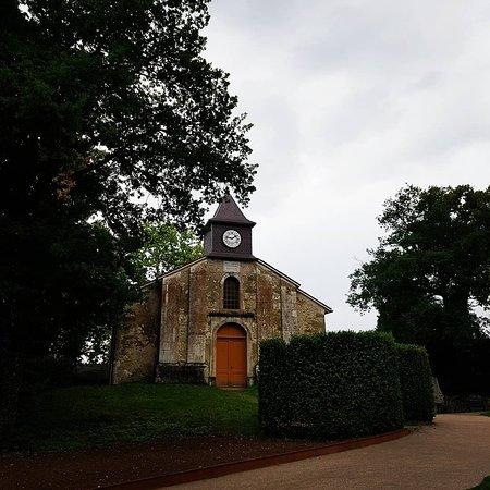 Chateau de Voltaire: Capilla al interior del chateau