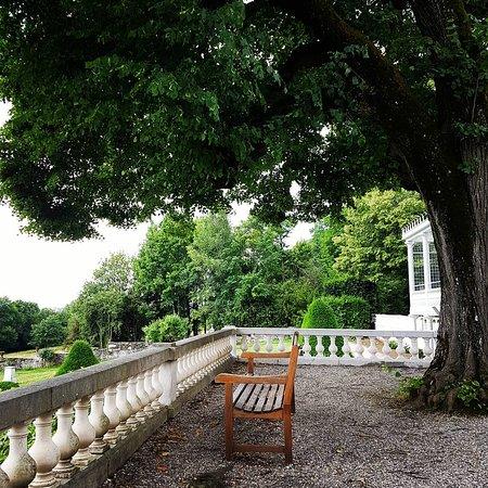 Chateau de Voltaire: Parte de los jardines
