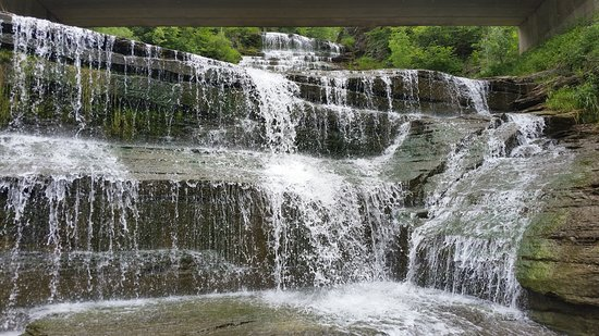 Finger Lakes Waterfall Resort Photo