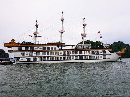 印度支那古船之旅照片