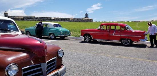Taxi TurismoPorCuba Havana Cuba