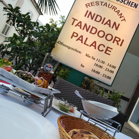 Indian Tandoori Palace Bild