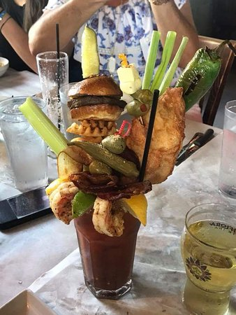 Watauga, TX: The Bloody Best Bloody Mary