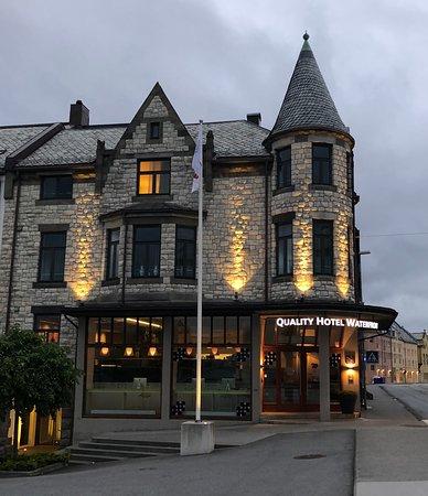 Quality Hotel Waterfront Alesund Aufnahme