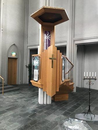 雷克雅未克大教堂照片