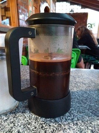 Cafe Andino: Café