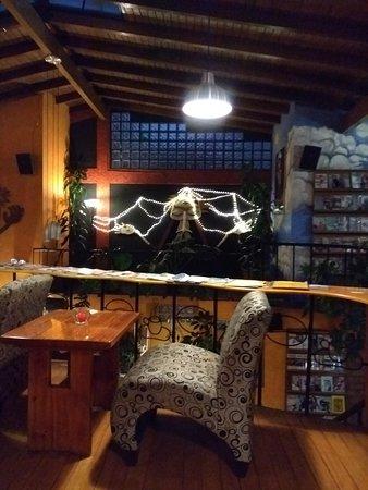 Cafe Andino: 2° andar