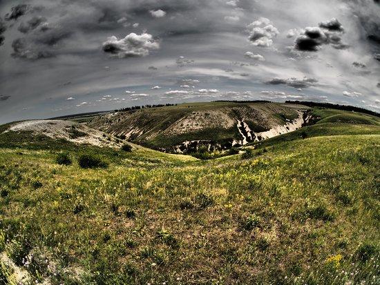 Divnogorye, Russia: Дивногорский каньон