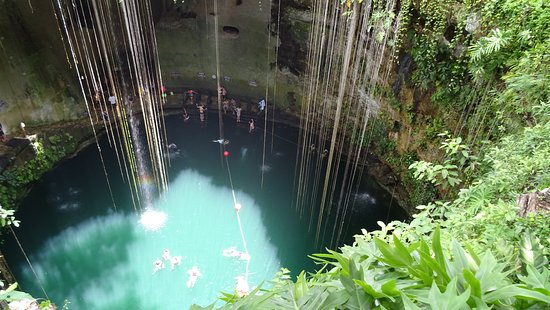 Exotik Mayan Tours: Cenote Ik Kil