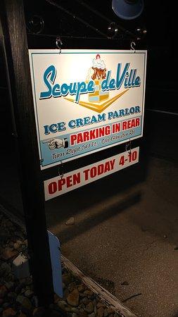 Birdsboro, PA: Outside Sign