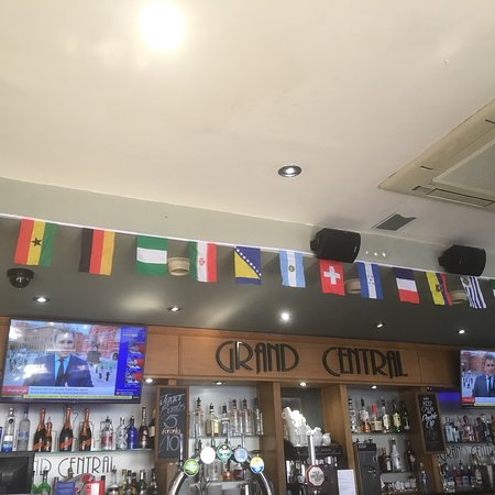 Grand Central Bar