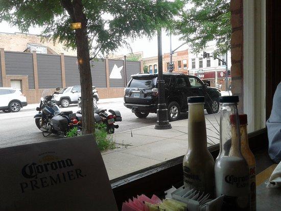 Las Delicias: Street view