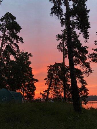 Lake Uvildy照片