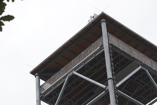 Rosengarten, Tyskland: 45 meter te bereiken via 150 treden