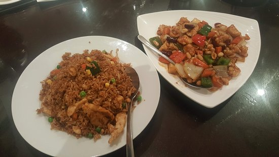 Mr Ji's Kitchen: Prawn and rice with fish dishes