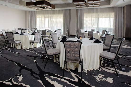 Hilton Garden Inn Charlotte Waverly: Our large meeting space provides the perfect place for large groups and events