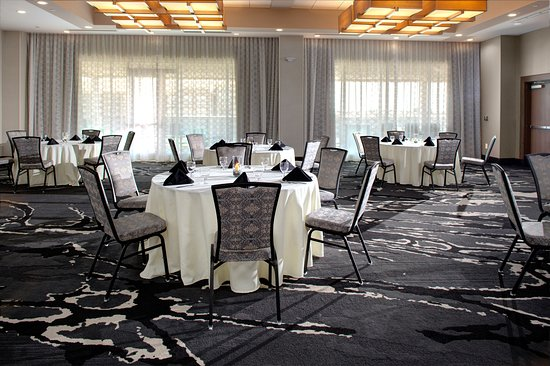 Hilton Garden Inn Charlotte Waverly: Dining or classroom style seating, our meeting space can be customized to meet your event needs