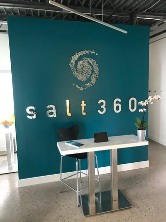 salt 360 float studio