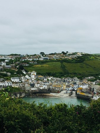 Harbour, Port Isaac, Cornwall: The harbour